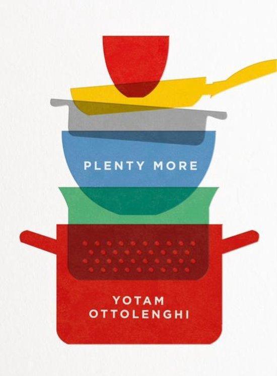 Boek cover Plenty More van Yotam Ottolenghi (Hardcover)