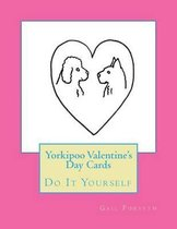 Yorkipoo Valentine's Day Cards