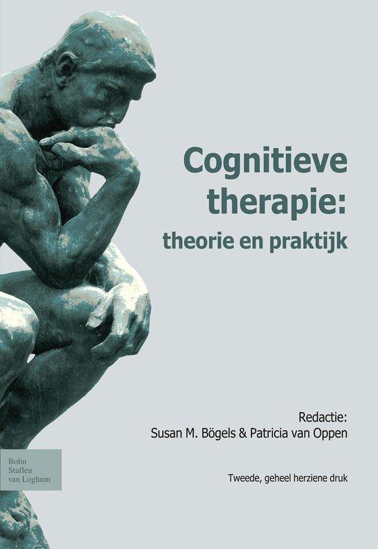 Cognitieve therapie - Susan Bogels |