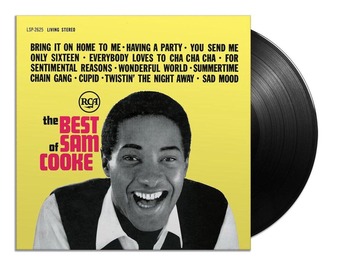 The Best Of Sam Cooke (LP) - Sam Cooke