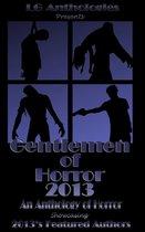 Omslag Gentlemen of Horror 2013