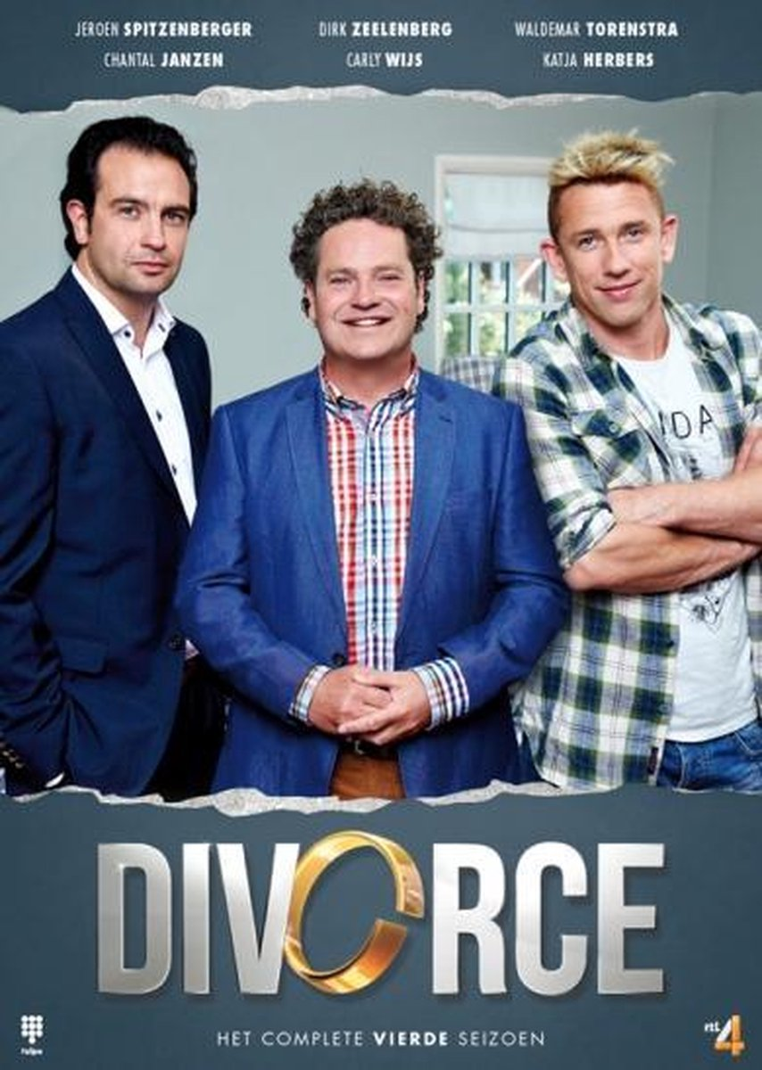 Divorce - Seizoen 4 - Dvd