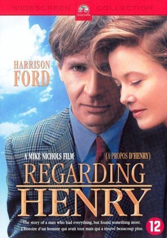 Cover van de film 'Regarding Henry'