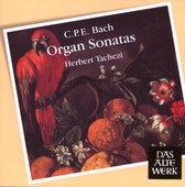 Bach, Cpe: Organ Sonatas