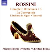 Rossini: Compl.Overtures 3