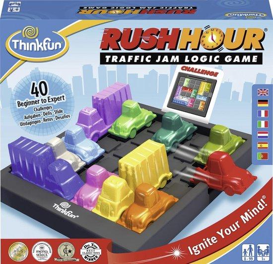 Afbeelding van het spel Thinkfun Rush Hour