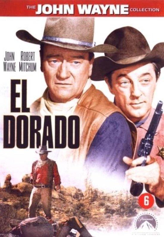 Cover van de film 'El Dorado'