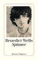 Boek cover Spinner van Benedict Wells