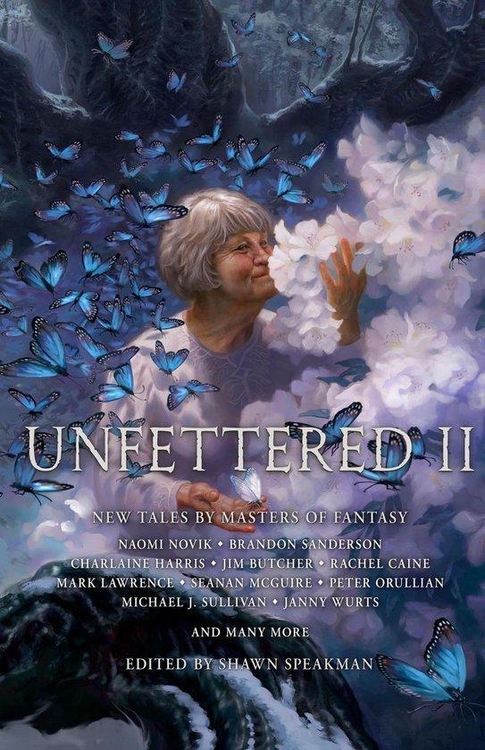 Boek cover Unfettered II van Shawn Speakman (Onbekend)
