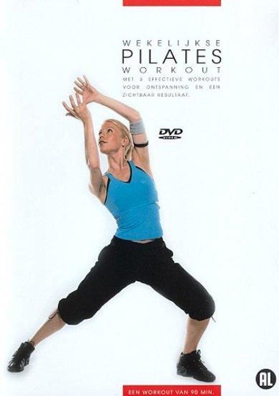 Wekelijkse Pilates Workout