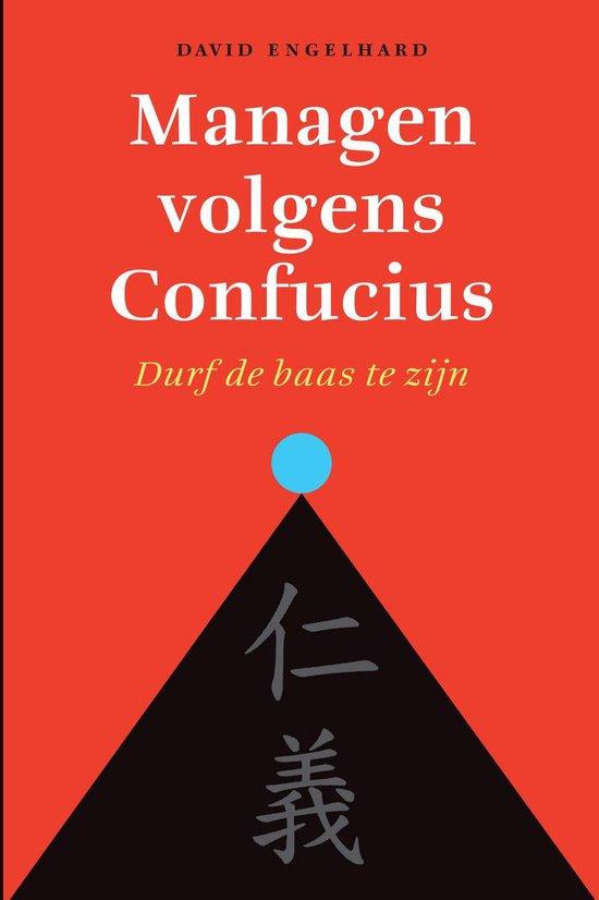 Managen volgens Confucius - David Engelhard |