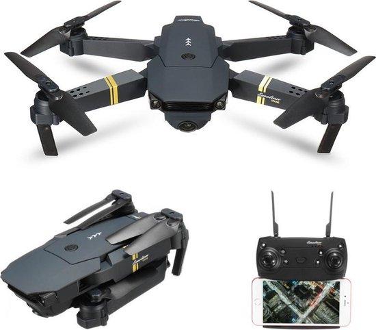 Speelgoeddrone Eachine E58 - FPV Drone - Zwart