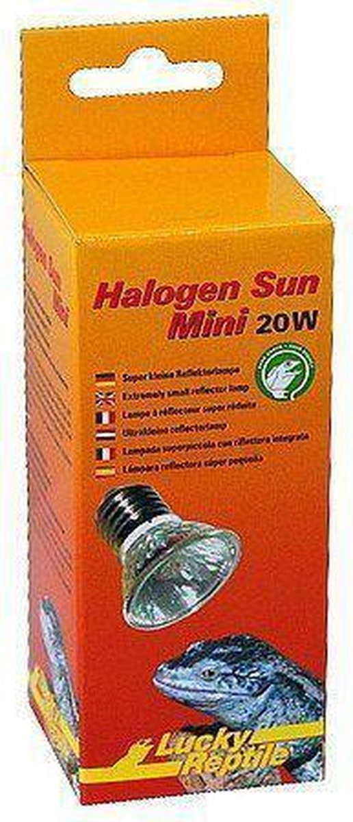 Lucky Reptile Halogen Sun Mini - 20W - 2 stuks