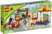 LEGO DUPLO Dierenkliniek - 6158