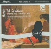 Violin Concerto, Sym. 49 & 80
