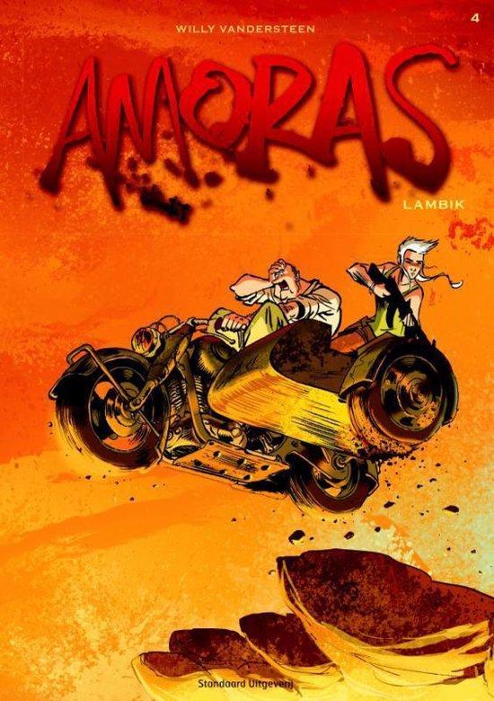 Amoras 04 - Lambik - Willy Vandersteen |