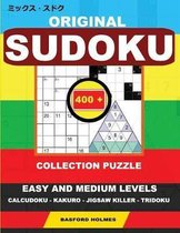 Original Sudoku. 400 collection puzzle.