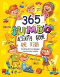 365 Jumbo Activity Book for Kids Ages 4-8