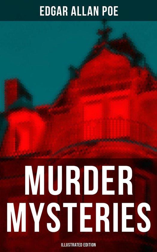 Omslag van Murder Mysteries (Illustrated Edition)