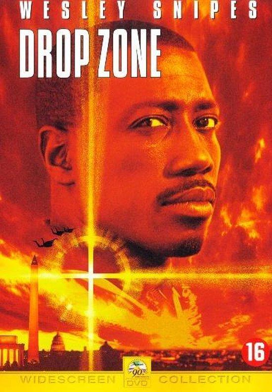 Cover van de film 'Drop Zone'