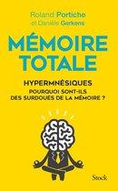 Omslag Mémoire totale, les fabuleux pouvoirs des hypermnésiques