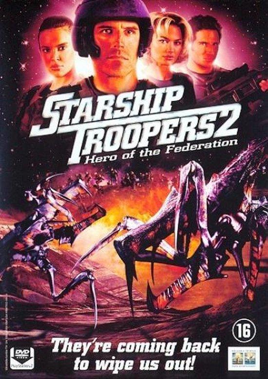 Cover van de film 'Starship Troopers 2'