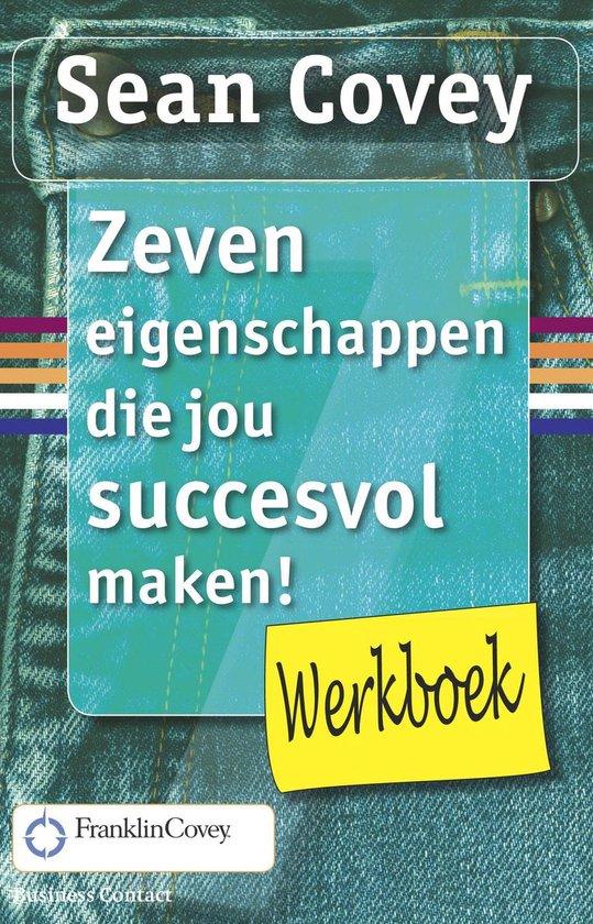 Afbeelding van Zeven eigenschappen die jou succesvol maken!