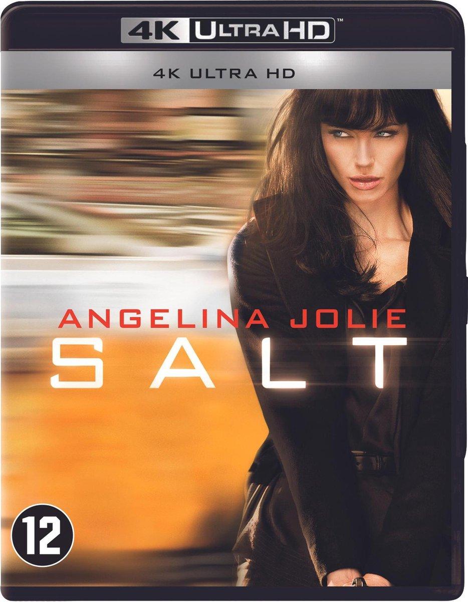 Salt (4K Ultra HD Blu-ray)-