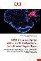 Effet de la Surcharge Saline Sur La Dystrophine Dans La Neurohypophyse