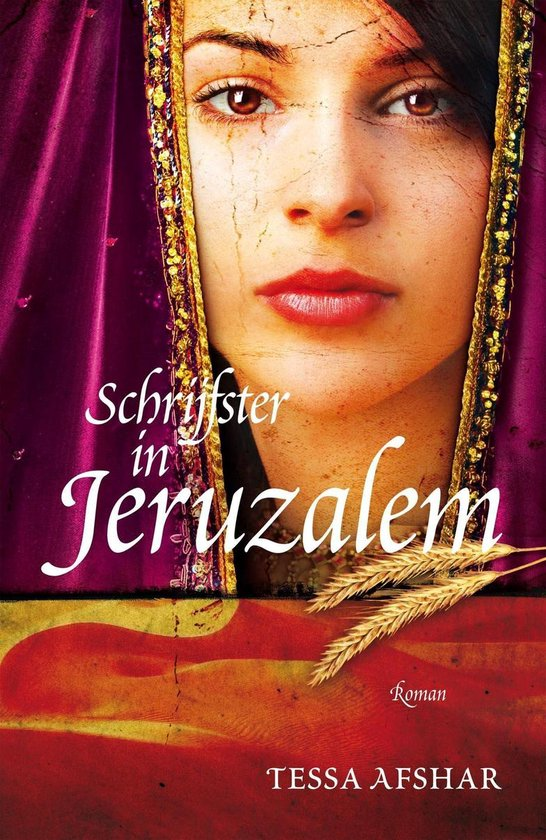 SCHRIJFSTER IN JERUZALEM - Tessa Afshar |