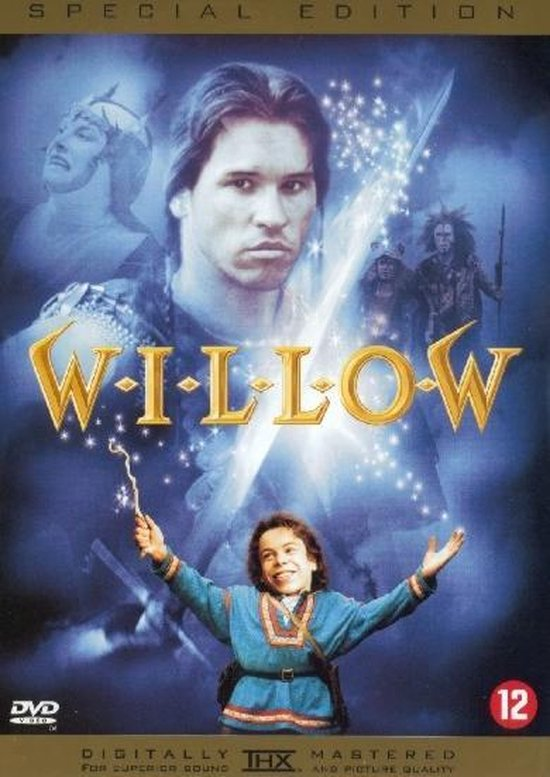 Cover van de film 'Willow'