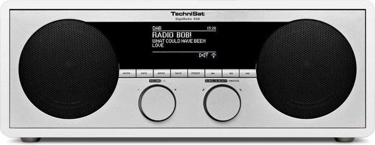DigitRadio 450, white