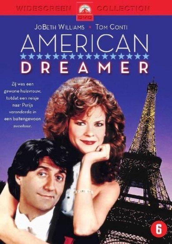 Cover van de film 'American Dreamer'