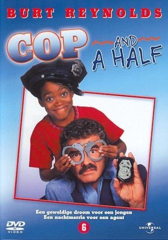 Cover van de film 'Cop And A Half'