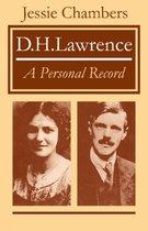 Boek cover D. H. Lawrence van Jessie Chambers