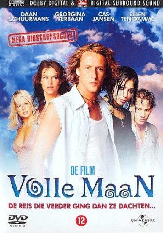 Cover van de film 'Volle Maan'