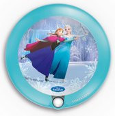 Philips Disney Frozen - Nachtlamp  met sensor- Blauw