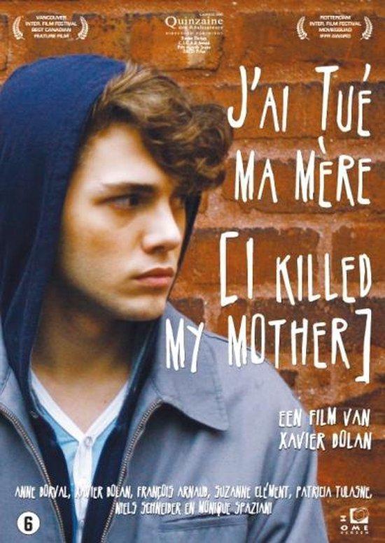 Cover van de film 'J'ai Tué Ma Mère'