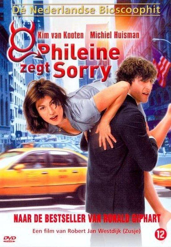 Cover van de film 'Phileine Zegt Sorry'