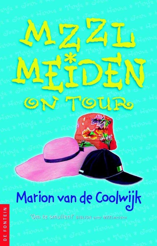 MZZLmeiden on tour / 3 - Marion van de Coolwijk  