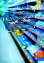 Boek cover Evidence-based voedingsleer. Eten en weten van Patrick Mullie (Paperback)