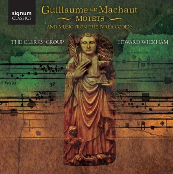 Motets By Guillaume De Machaut