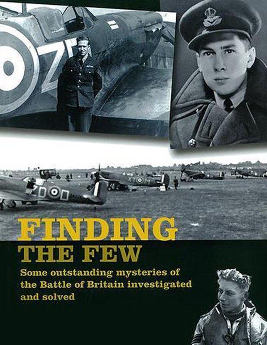 Boek cover Finding the Few van Andy Saunders (Onbekend)