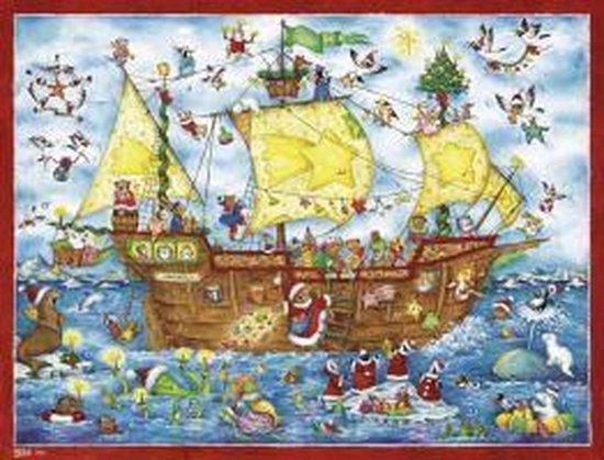 Weihnachten, Ahoi! Adventskalender