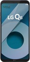 LG Q6 - 32GB - Platinum blauw