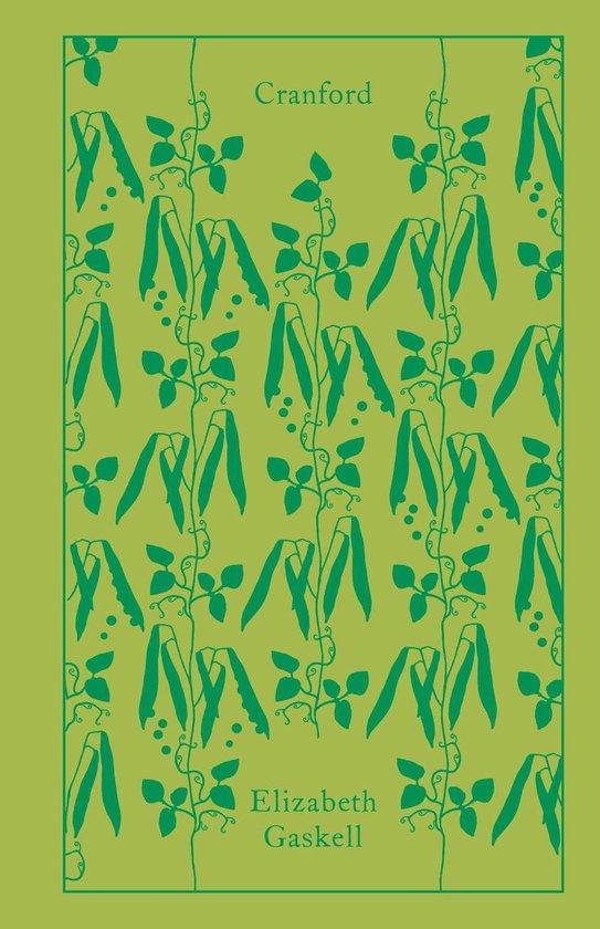 Boek cover Cranford van Elizabeth Gaskell (Hardcover)
