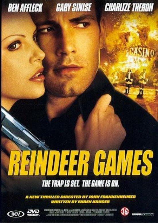 Cover van de film 'Reindeer Games'