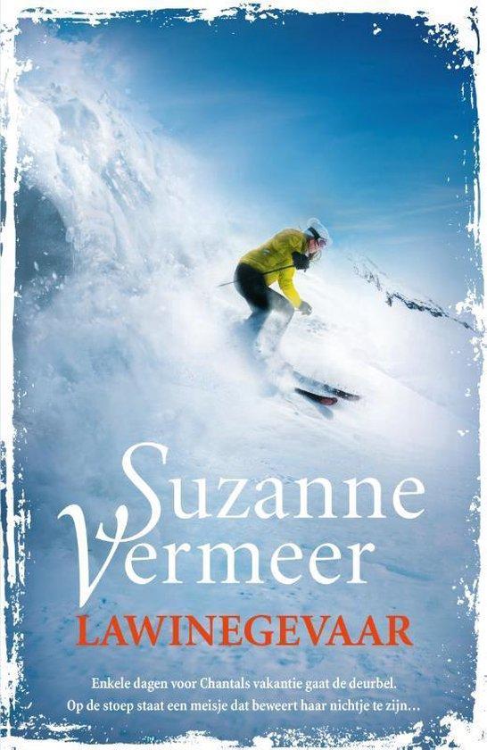 Boek cover Lawinegevaar van Suzanne Vermeer