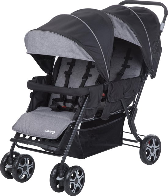 Product: Safety 1st Teamy Duo Kinderwagen - Black Chic, van het merk Safety 1st