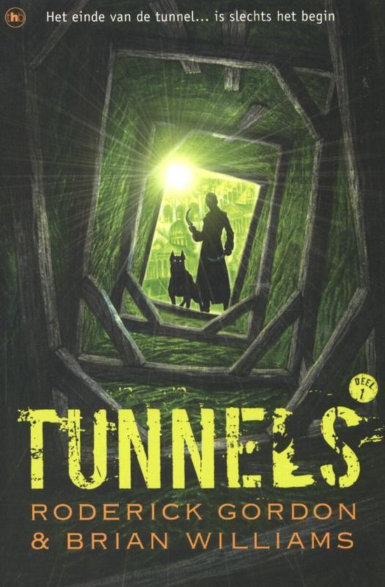 Tunnels - Roderick Gordon  